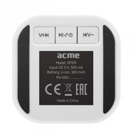 ACME Zvučnik SP109W Dynamic Bluetooth Portable